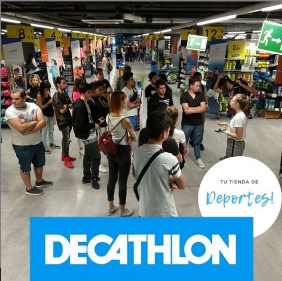 visita decathlon